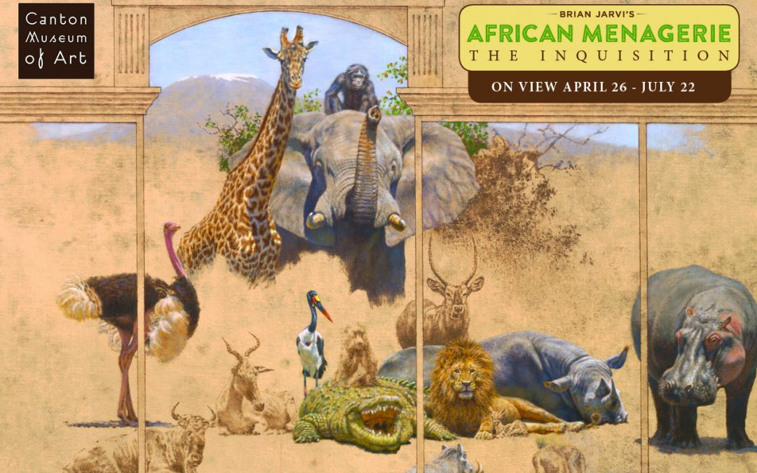 Canton Museum of Art and Akron Zoo Partner on New BOGO Admission Deal