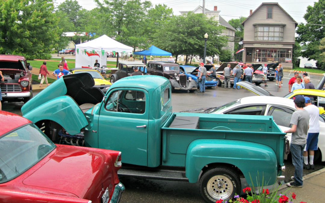 2nd Annual Cruise in the 'Ville adds Cruise Loop to Festivities
