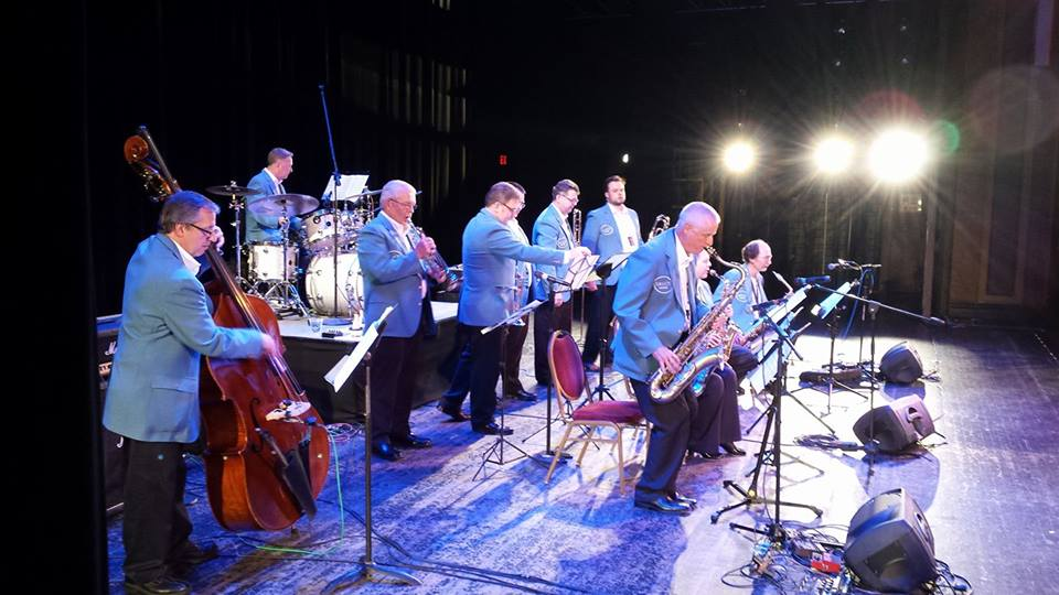 Music Block Night Out Brings The Savoy Big Band