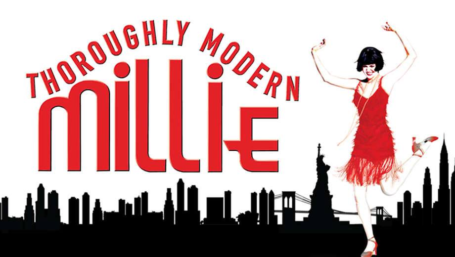 "The North Canton Playhouse presents ""Thoroughly Modern Millie"""