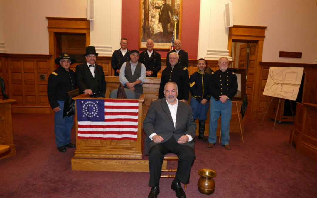 Courthouse Players present The Andersonville Trial