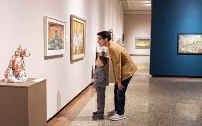 "Canton Museum of Art offers FREE Family Night –  ""Cleveland to Canton"""
