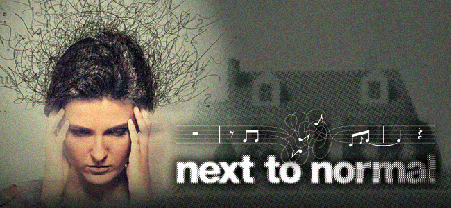 PLAYERS GUILD THEATRE PRESENTS PULITZER PRIZE & TONY AWARD WINNING ROCK MUSICAL, NEXT TO NORMAL