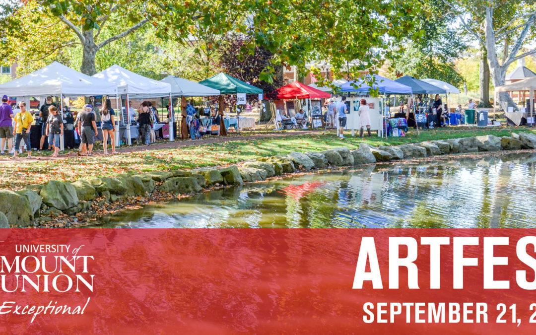 Vendors Sought for 55th Annual ArtFest