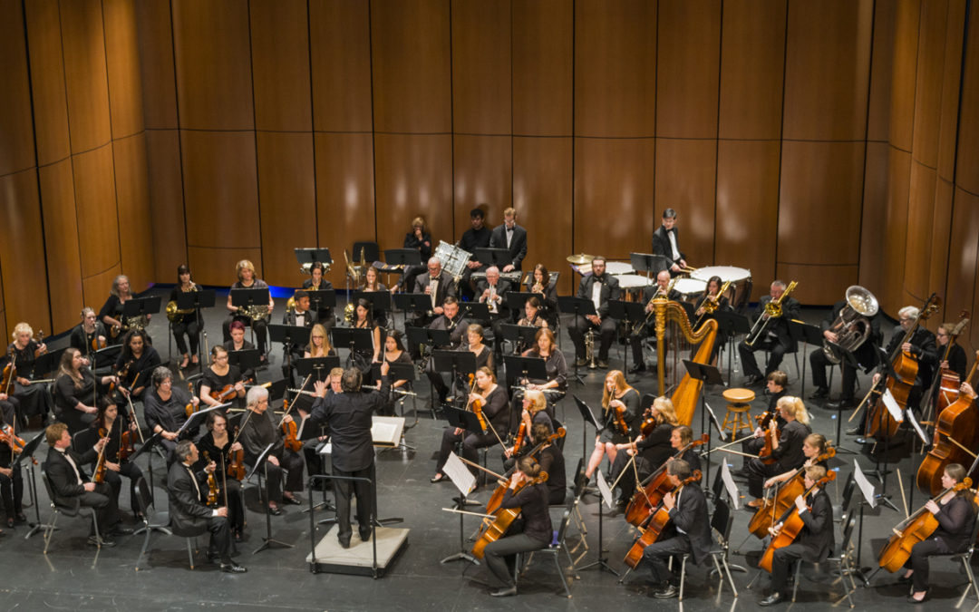 Alliance Symphony Orchestra to Present Concert