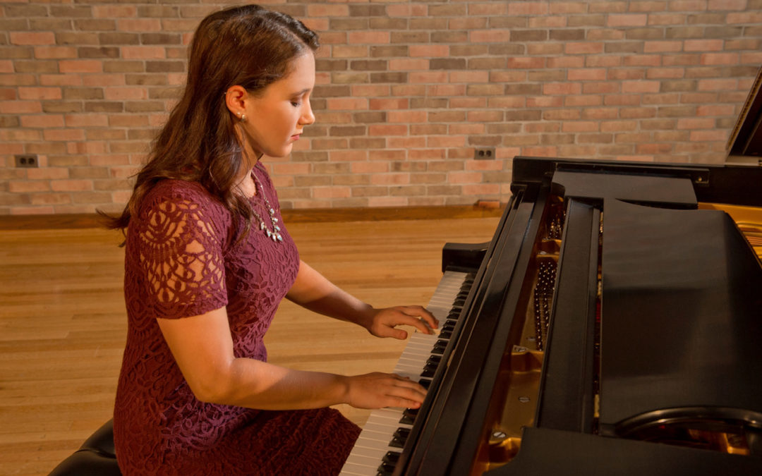 Mount Union to Feature Students in Piano Keys