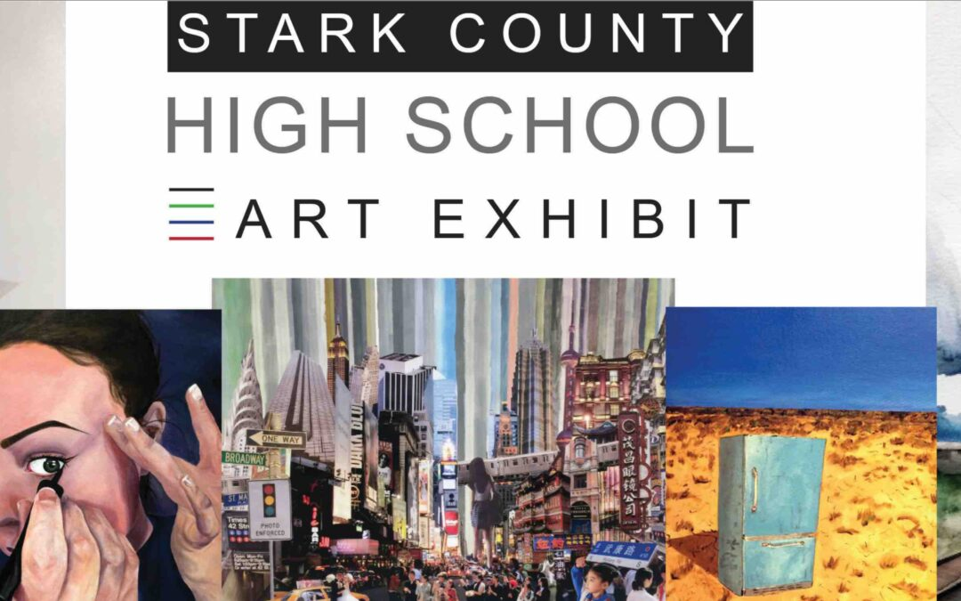 Canton Museum of Art Announces Stark County High School Art Exhibition Opening March 16