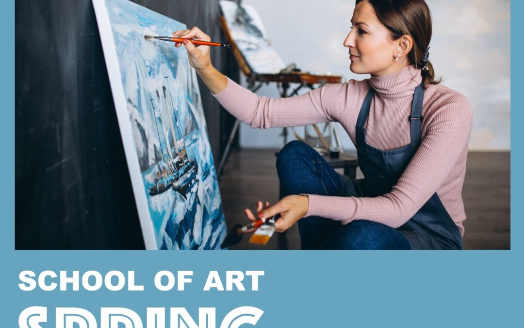 CMA School of Art Announces Virtual / In-Person SpringSession plus Summer Art Camps