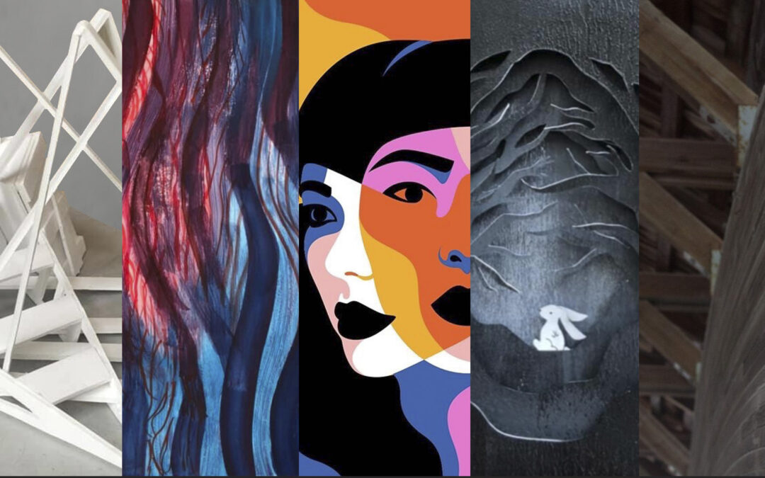 Annual Student Art Exhibit Begins March 10 at Mount Union