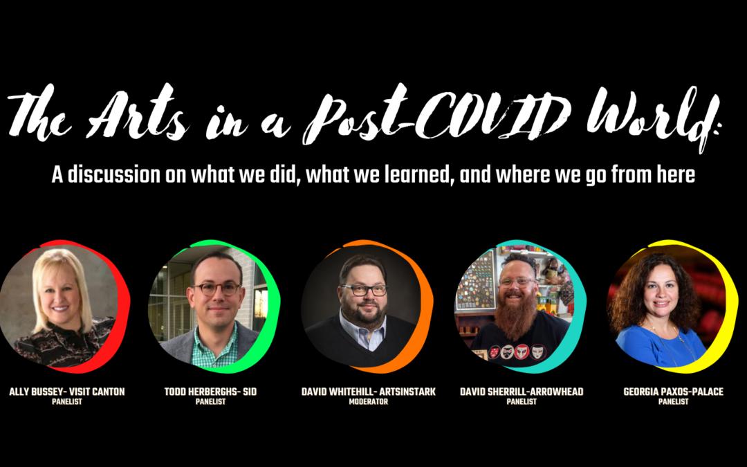 ArtsinStark to Host Post-Covid Arts Discussion