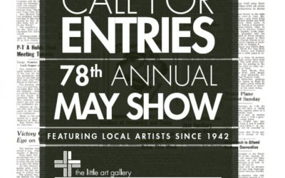 78th Annual May Show Call for Entries Available