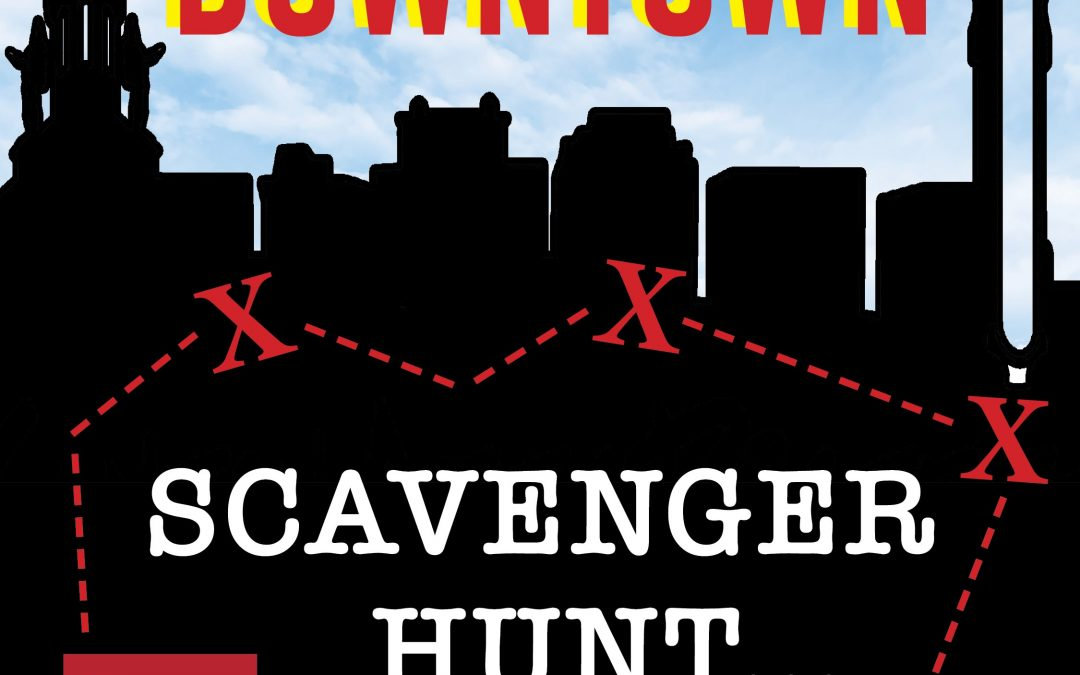 """Canton Museum of Art Announces FREE """"Downtown Canton Scavenger Hunt"""" starting on June's First Friday"""